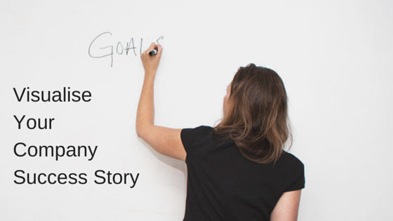 Visualise Your Company Success Story