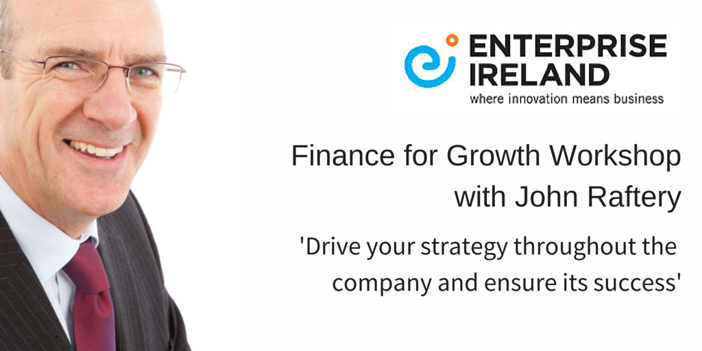 Enterprise Ireland_finance for growth workshop
