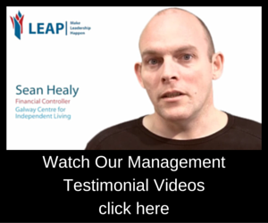 Management Video Sean Healy