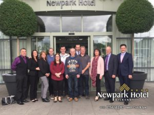 Newpark Hotel_management team_